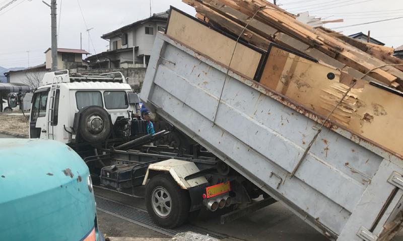 古物商・産業廃棄物収集運搬