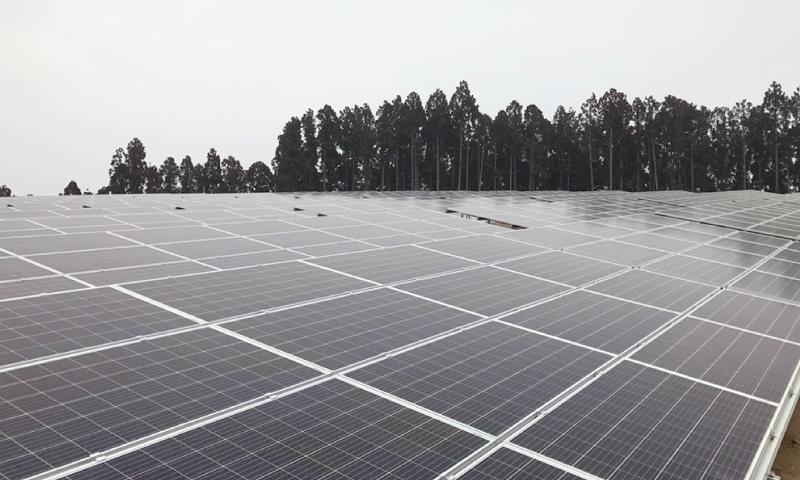 太陽光工事一式